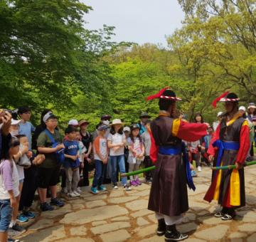 'Exciting! 역사여행, 금정산성 수호대'  함께 떠나요!
