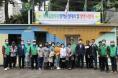 거제3동, 새마을지도자협의회 방역 발대식 및 시연회 개최