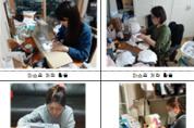 자원봉사자들, 취약계층 위한 면 마스크 제작 봉사 전개