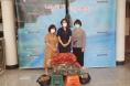 대구녹색학습원, 심고 가꾼 농산물을 지산종합사회복지관에 기증